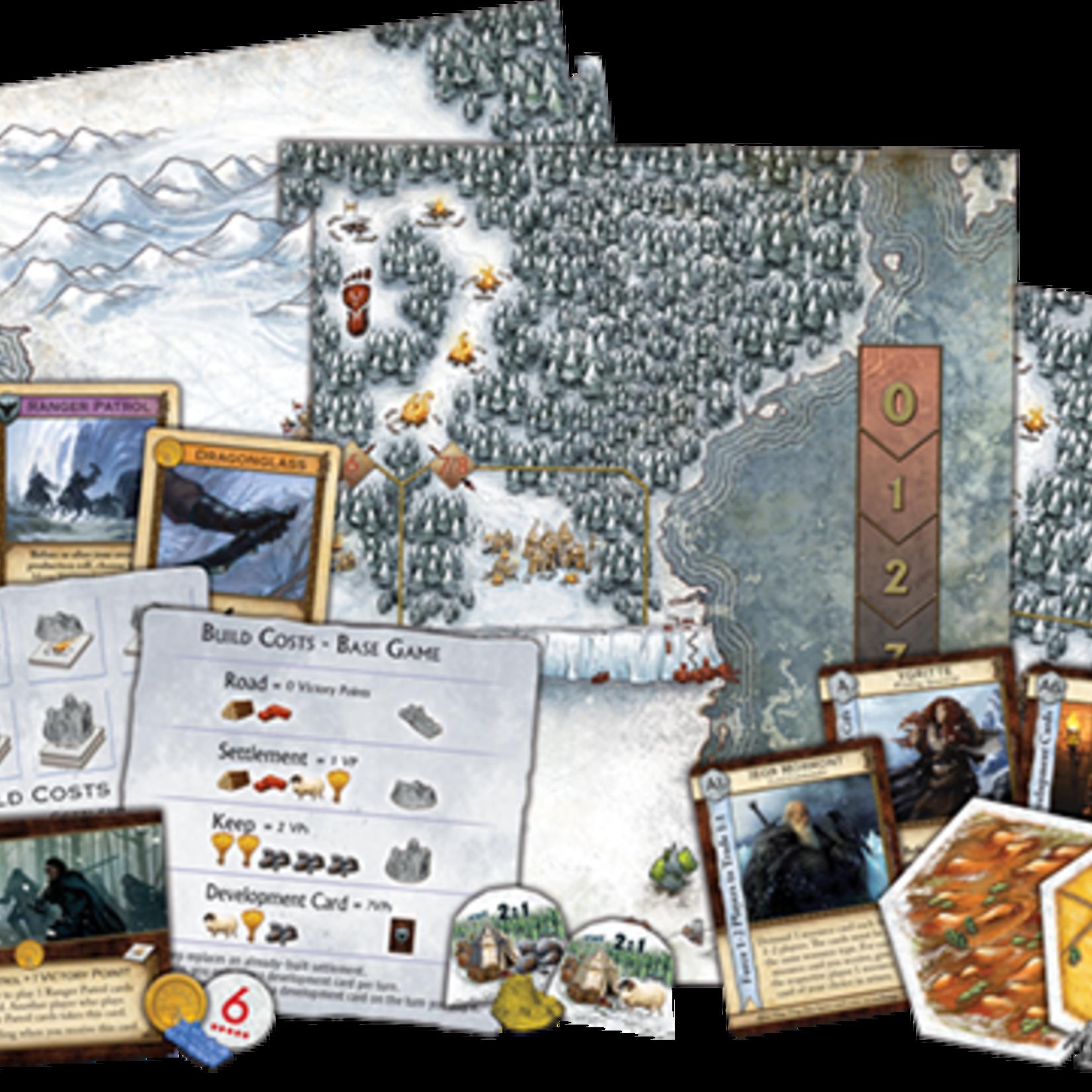 Asmodee Catan Game Of Thrones