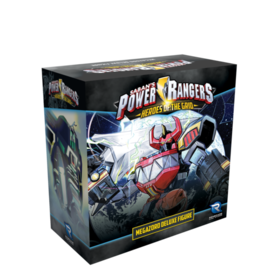 Renegade Game Studios PR Heroes of the Grid Megazord Figure