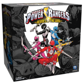 Renegade Game Studios Power Rangers Heroes Of The Grid