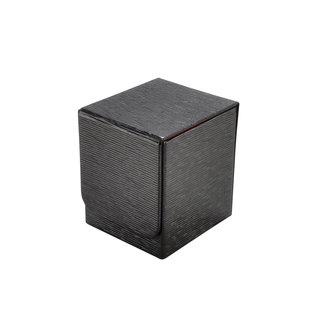 Dex Protection Black Baseline Deck Box - Dex Protection