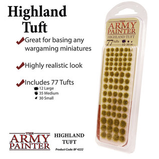 The Army Painter Battlefields: Highland Tuft (2019) - Army Painter