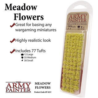 The Army Painter Battlefields: Meadow Flowers (2019) - Army Painter