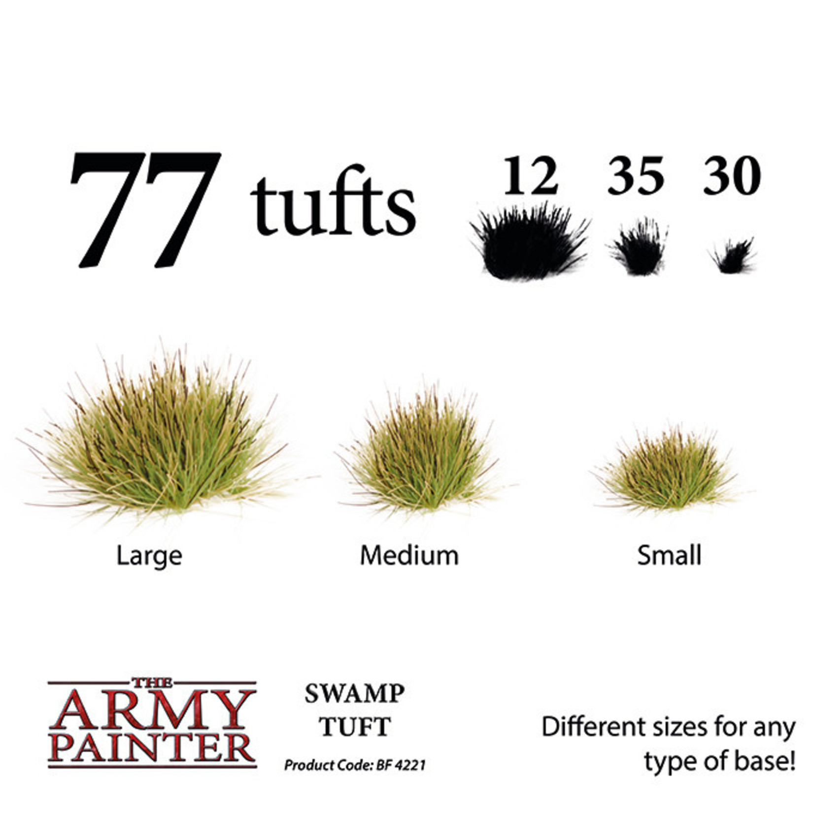 The Army Painter Battlefields: Swamp Tuft (2019)