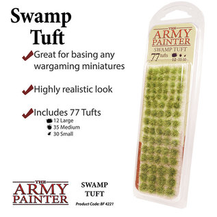 The Army Painter Battlefields: Swamp Tuft (2019) - Army Painter