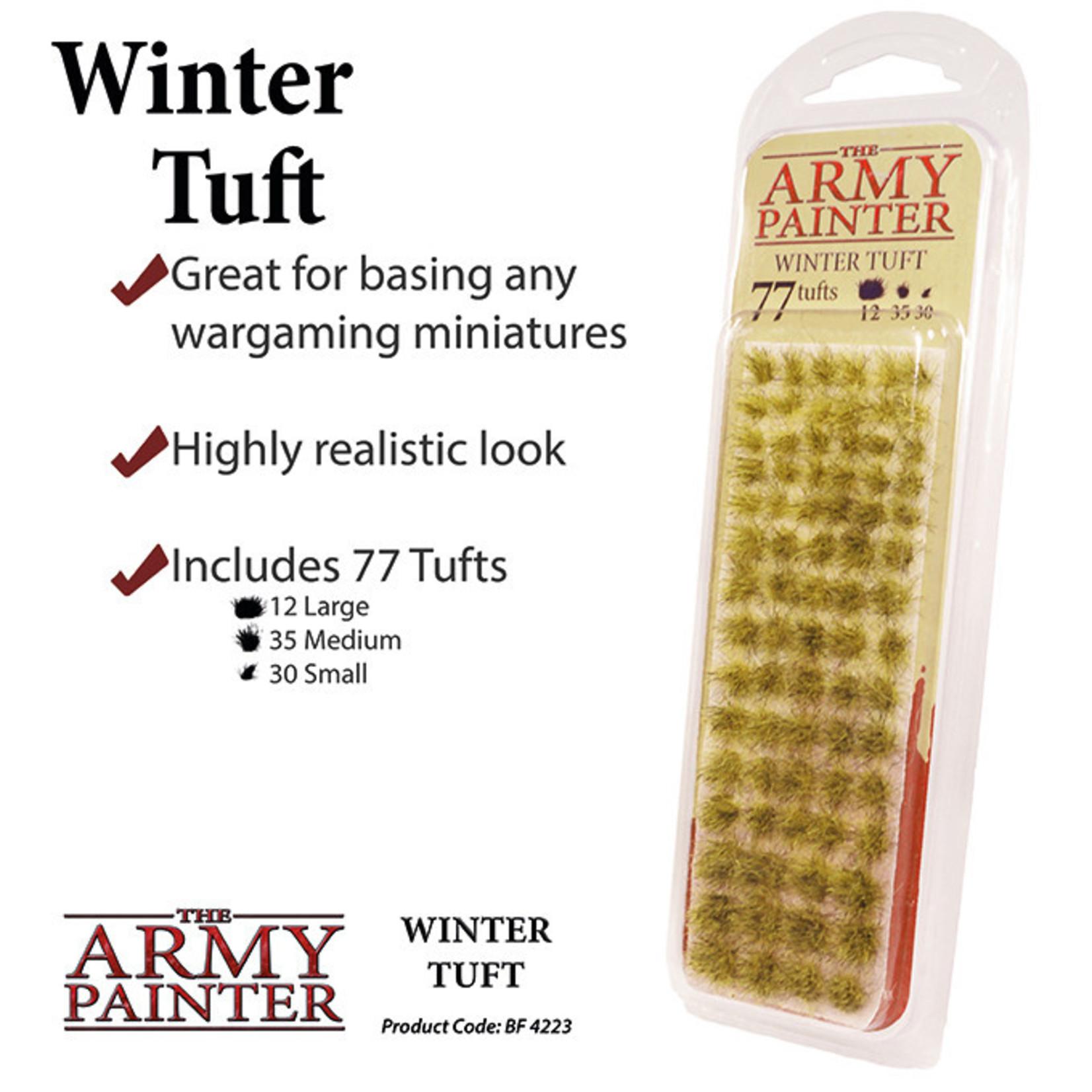 The Army Painter Battlefields: Winter Tuft (2019)