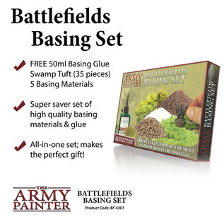 The Army Painter Battlefields Basing Set (2019) - Army Painter