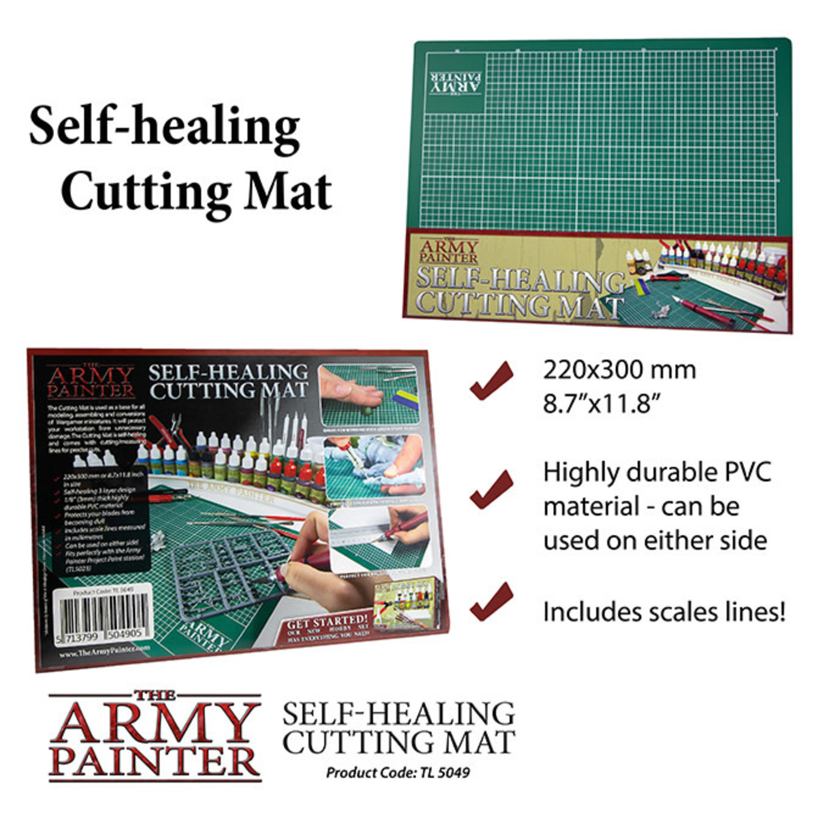 The Army Painter Self-healing Cutting Mat (2019)