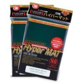 KMC KMC Hyper Mat Green 80ct