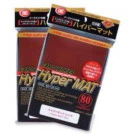 KMC KMC Hyper Mat Red 80ct