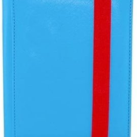 Dex Protection Dex 4-Pocket Blue Binder