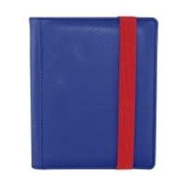 Dex Protection Dex 4-Pocket Dark Blue Binder