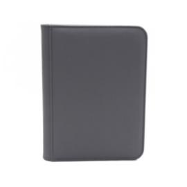 Dex Protection Dex 4-Pocket Grey Zip Binder