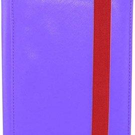 Dex Protection Dex 4-Pocket Purple Binder