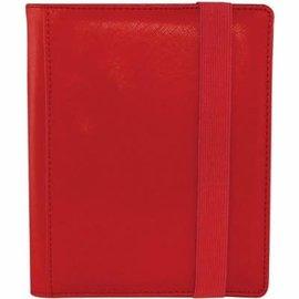 Dex Protection Dex 4-Pocket Red Binder