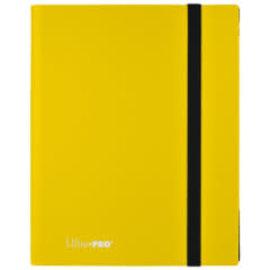 Dex Protection Dex 4-Pocket Yellow Binder