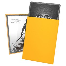 Ultimate Guard Katana Sleeves Yellow - Ultimate Guard