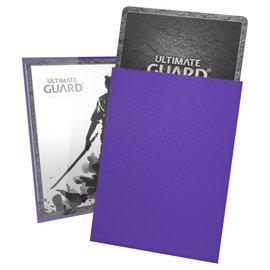 Ultimate Guard Katana Sleeves Purple - Ultimate Guard