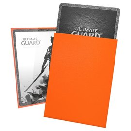 Ultimate Guard Katana Sleeves Orange- Ultimate Guard