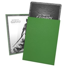 Ultimate Guard Katana Sleeves Green - Ultimate Guard