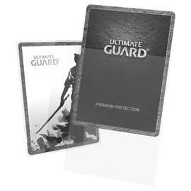Ultimate Guard Katana Sleeves Transparent - Ultimate Guard