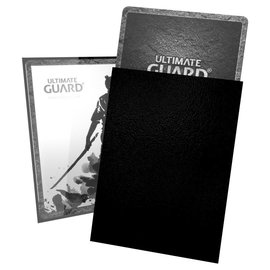 Ultimate Guard Katana Sleeves Black - Ultimate Guard