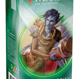 Wizards of the Coast Challenger Deck 2020 Flash of Ferocity (Green-Blue)