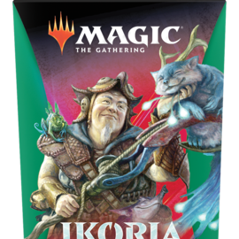 Wizards of the Coast Ikoria Theme Booster: Green