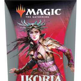Wizards of the Coast Ikoria Theme Booster: Black