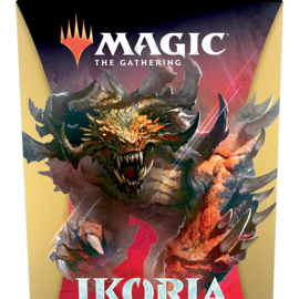 Wizards of the Coast Ikoria Theme Booster: Monsters