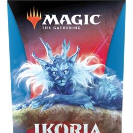 Wizards of the Coast Ikoria Theme Booster: Blue