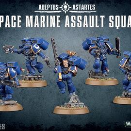 Games Workshop Assault Squad