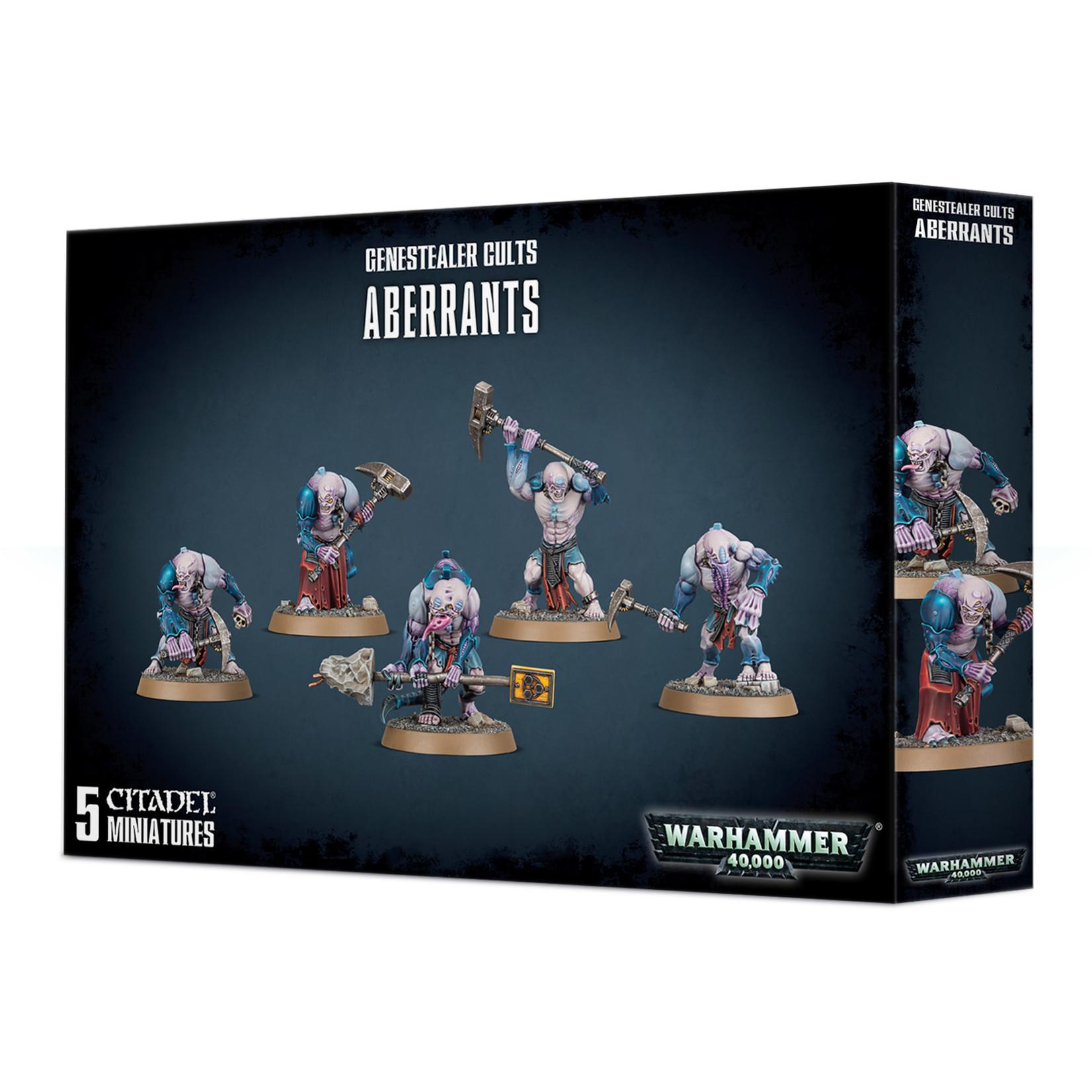Games Workshop Aberrants