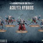 Games Workshop Acolyte Hybrids