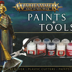 Games Workshop AoS Paint and Tools Set