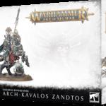 Games Workshop Arch-Kavalos Zandtos
