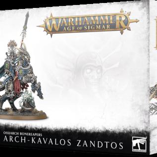 Games Workshop Arch-Kavalos Zandtos / Liege-Kavalos