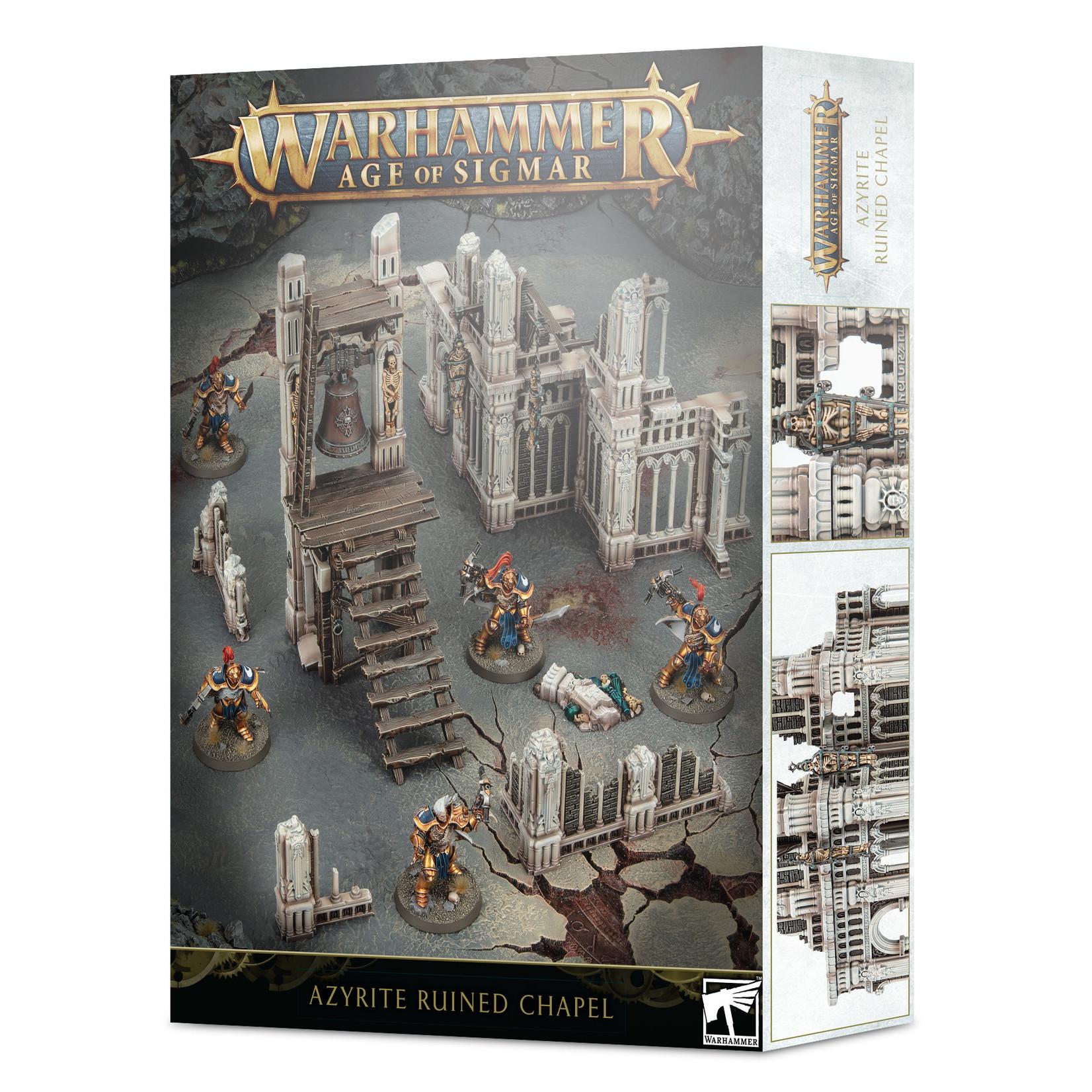 Games Workshop Azyrite Ruined Chapel