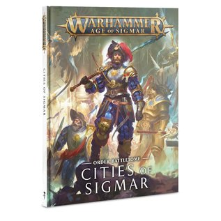 Games Workshop Battletome: Cities Of Sigmar