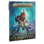 Games Workshop Battletome: Disciples Of Tzeentch