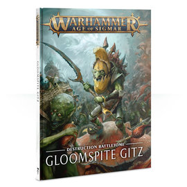 Games Workshop Battletome: Gloomspite Gitz