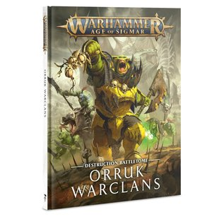 Games Workshop Battletome: Orruk Warclans