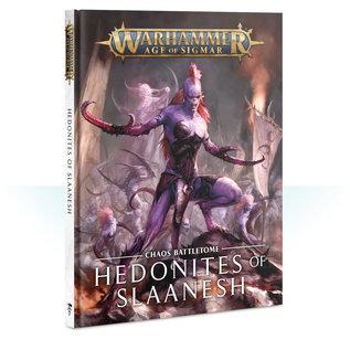 Games Workshop Battletome: Hedonites Of Slaanesh (Old)