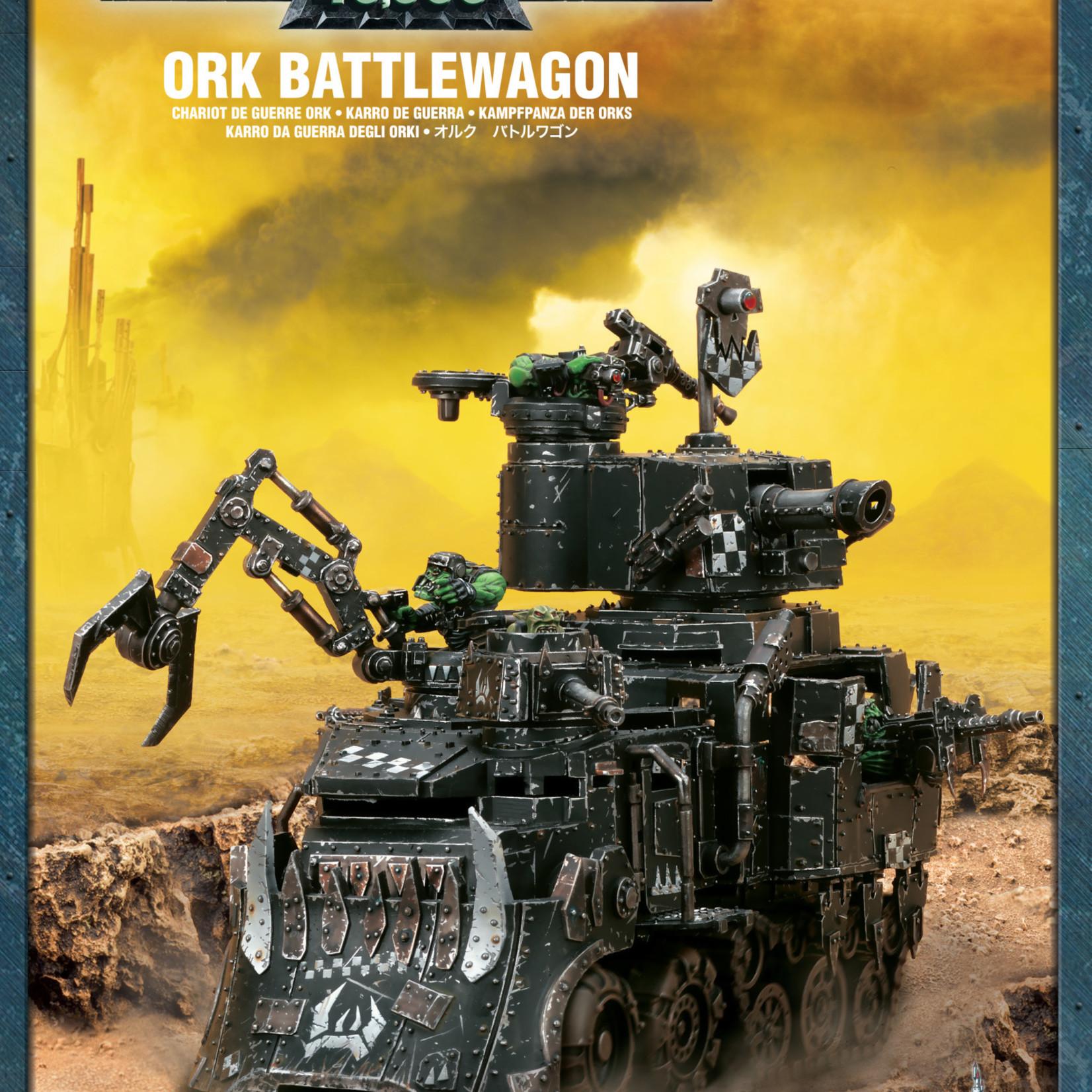 Games Workshop Battlewagon