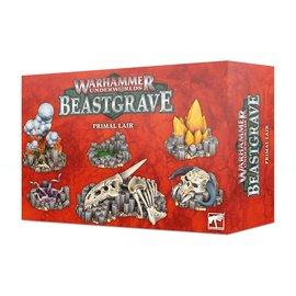 Games Workshop Beastgrave Primal Lair