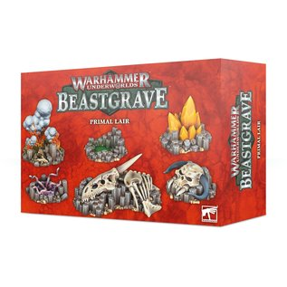 Games Workshop Beastgrave Primal Lair