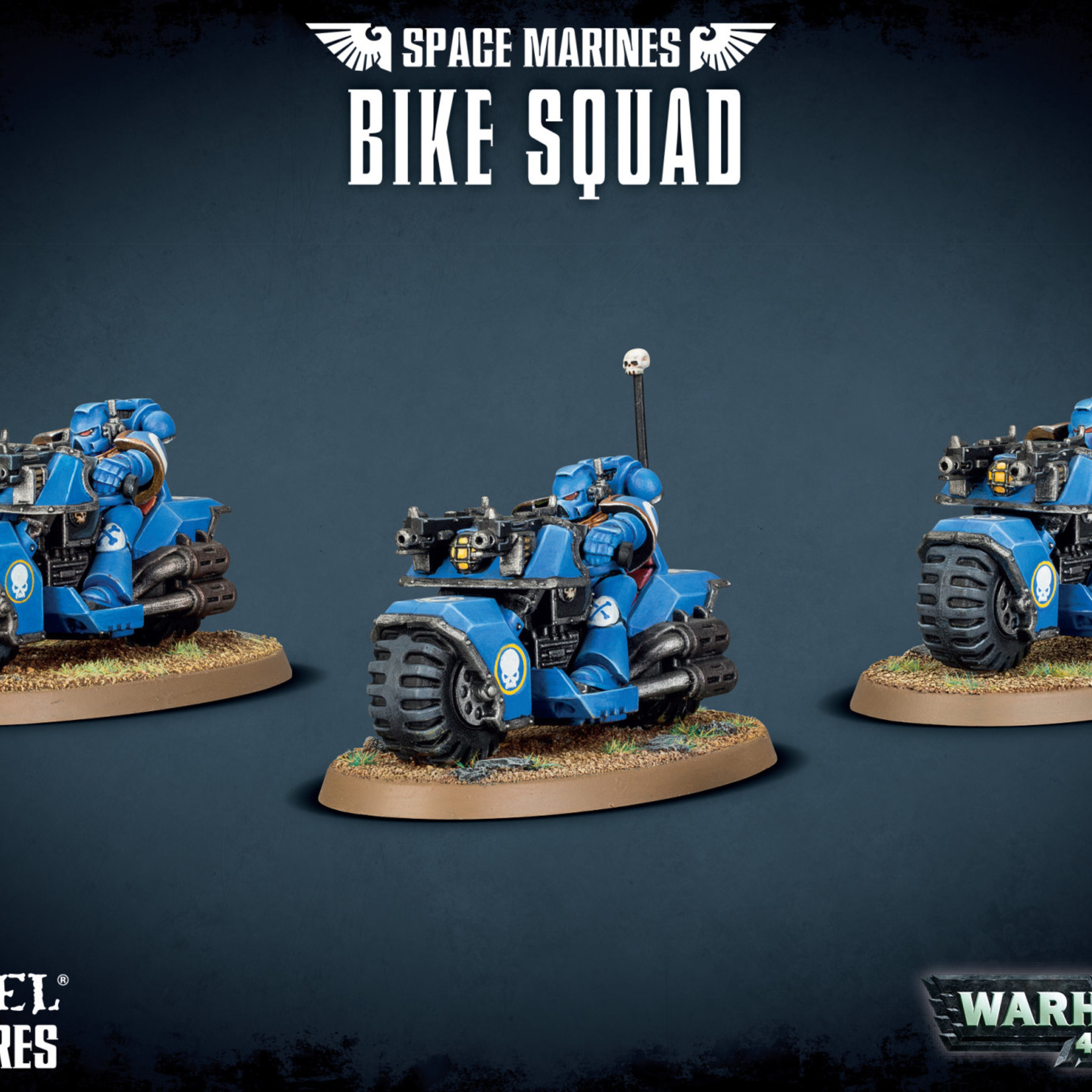 Games Workshop Bike Squad