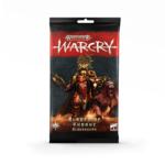 Games Workshop Blades Of Khorne Card Pack