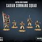 Games Workshop Cadian Command Squad