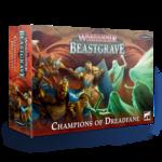 Games Workshop Champions Of Dreadfane