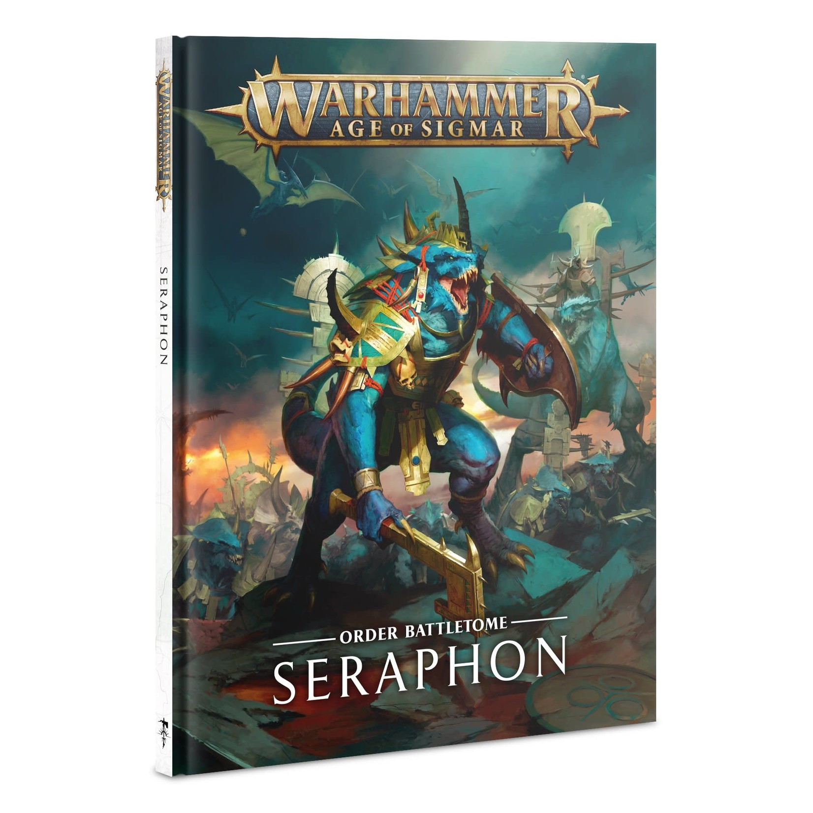 Games Workshop Battletome: Seraphon